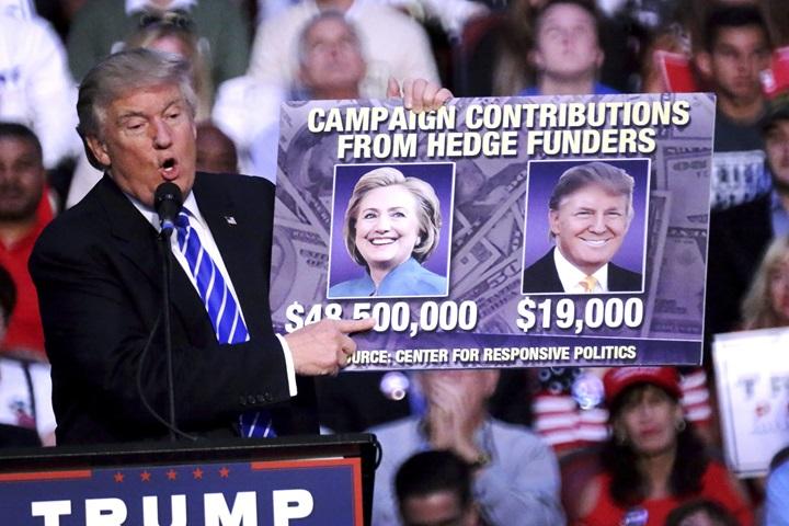 Media: Trump zaszkodził sobie odmową odpowiedzi w sprawie uznania wyniku wyborów
