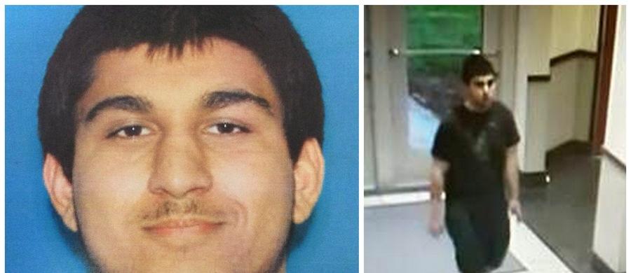 USA: ujęto sprawcę strzelaniny w Burlington