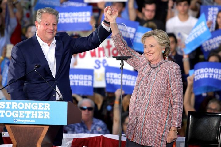 Clinton: nie biorę zwycięstwa za pewnik