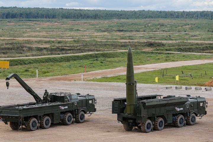 Prezydent Litwy: Rosja w Kaliningradzie rozmieściła na stałe rakiety Iskander