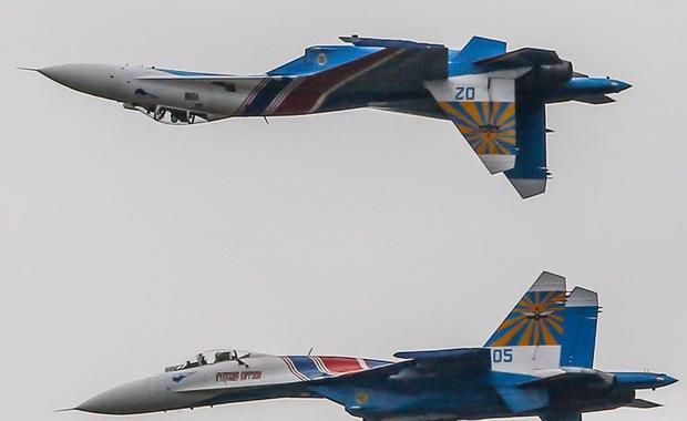 Fińskie władze: Rosyjskie myśliwce dwukrotnie naruszyły naszą przestrzeń powietrzną