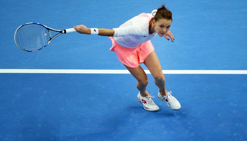 Agnieszka Radwańska wygrała turniej w Pekinie