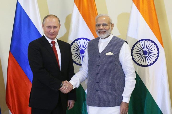 Rosja i Indie podpisały porozumienia m.in. w dziedzinie obronności