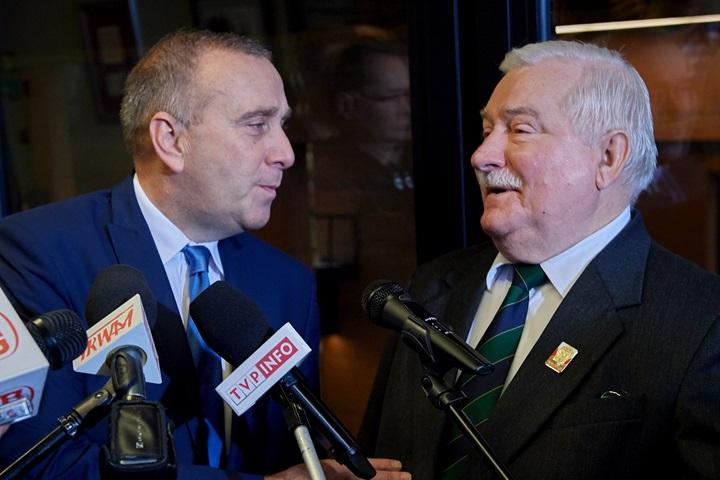 PO i Wałęsa rozpoczynają trwałą współpracę