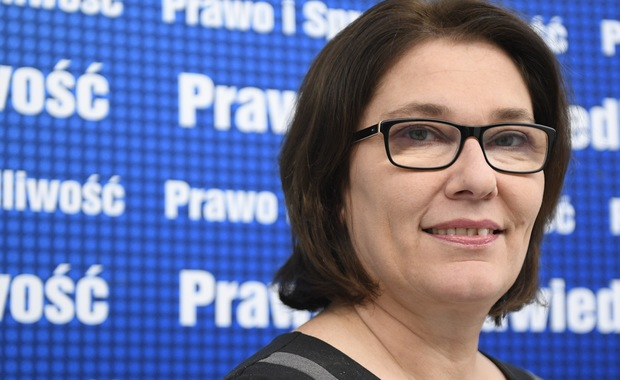 Beata Mazurek: Działania opozycji w Sejmie to przestępstwo