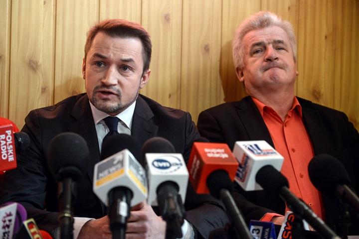 Guział rezygnuje z referendum w sprawie odwołania Gronkiewicz-Waltz