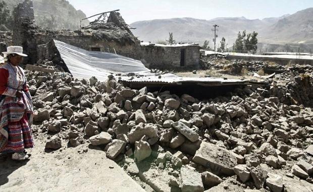 Trzęsienie ziemi w Peru. Są poważne zniszczenia