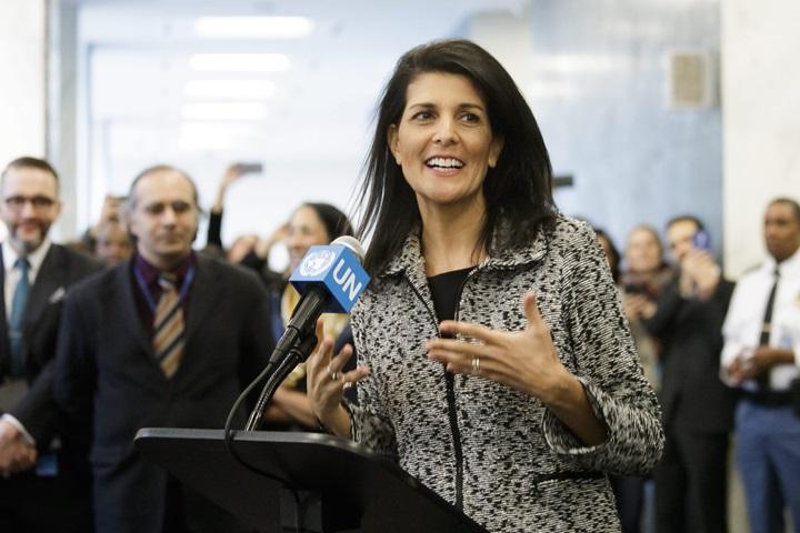 Nowa ambasador USA przy ONZ: pokażemy naszą siłę