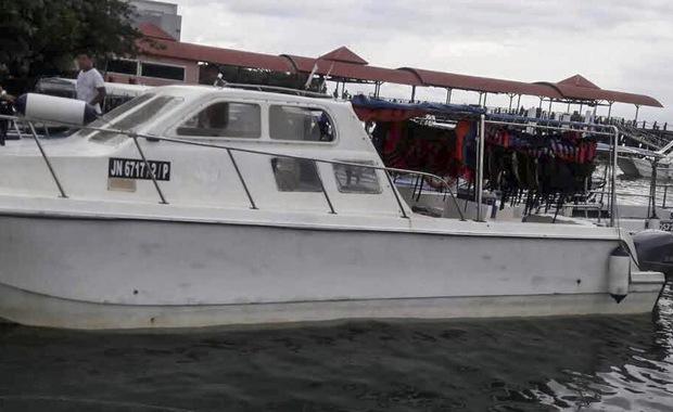 W Malezji zaginął statek turystyczny z 31 osobami na pokładzie