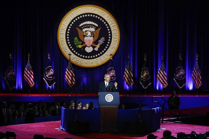 USA: Obama wygłosił pożegnalne przemówienie