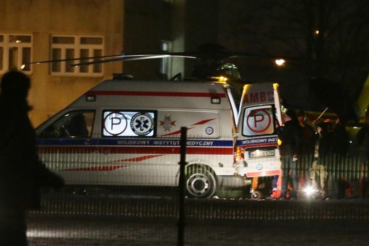 W sprawie wypadku premier BOR bada, czy nie doszło do złamania procedur