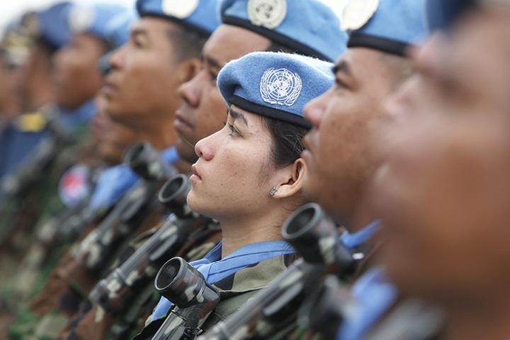 ONZ: USA chcą zredukowania liczebności błękitnych hełmów