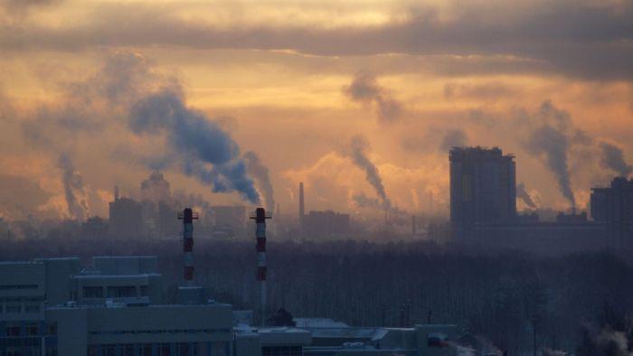 Zanieczyszczenie powietrza zagrożeniem dla zdrowia