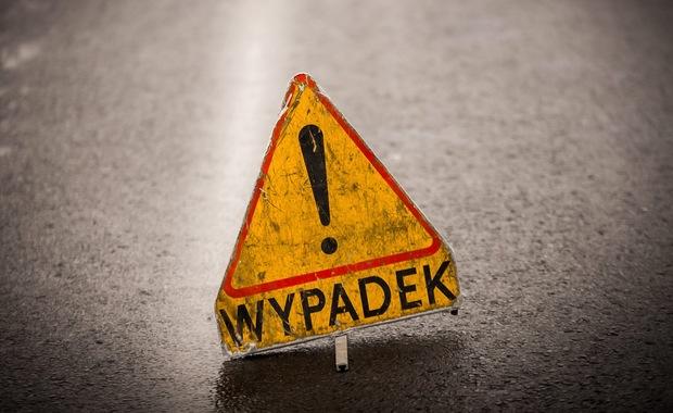 Tragiczny wypadek na Lubelszczyźnie. 15 osób trafiło do szpitali