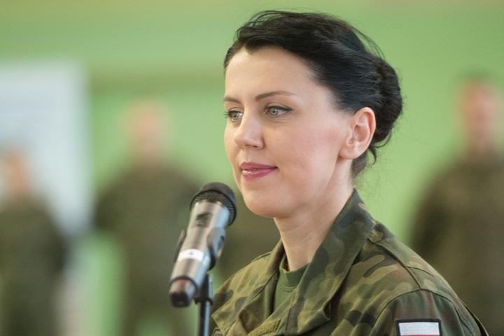 Mjr Anna Pęzioł-Wójtowicz nową rzeczniczką prasową MON