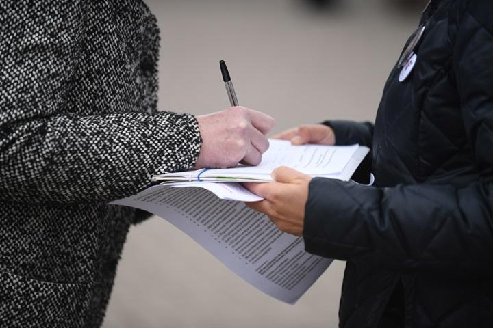 Ponad 910,5 tys. podpisów po wnioskiem o referendum ws. reformy edukacji