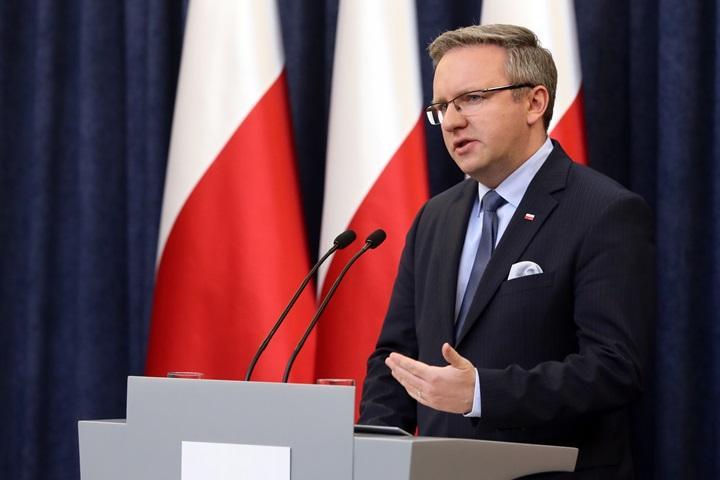 Szczerski o projekcie ustawy o budżecie obronnym USA: daje pozytywną perspektywę dla Polski