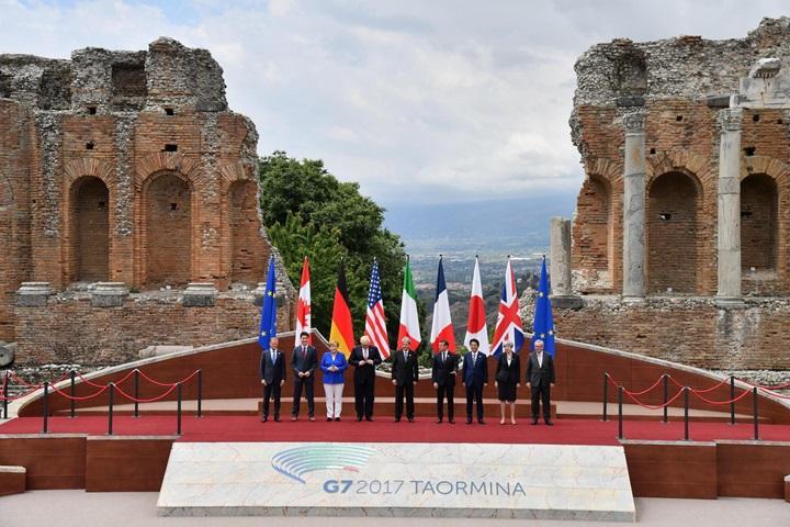 W Taorminie na Sycylii zainaugurowano szczyt G7