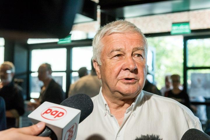 Krzysztof Łoziński nowym przewodniczącym KOD