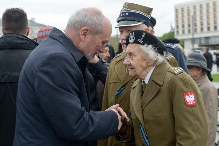 Obchody 72. rocznicy zakończenia II wojny światowej