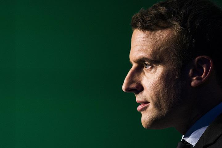 Macron objął urząd prezydenta Francji