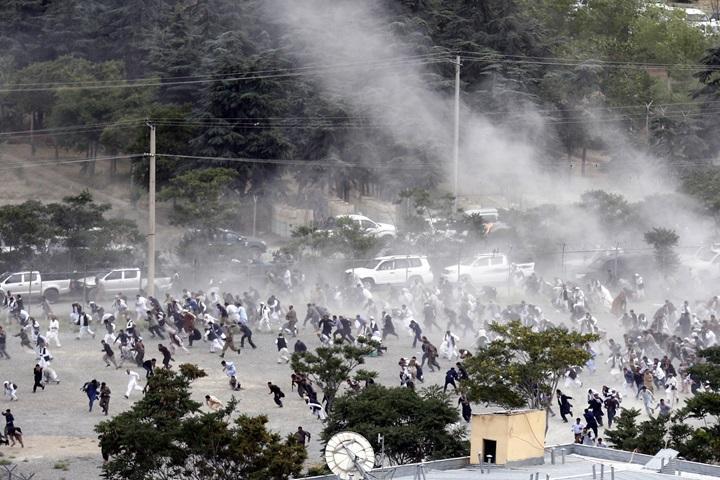 Afganistan: eksplozje w Kabulu, co najmniej 20 zabitych, dziesiątki rannych