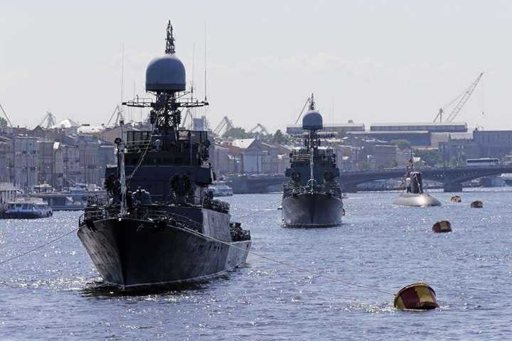 Rosja: 70 okrętów na Bałtyku w ramach sprawdzianu gotowości bojowej