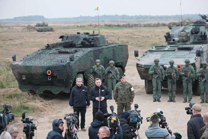 Duda: jesteśmy przygotowani do obrony państw NATO