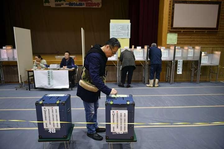 Japonia: rozpoczęły się wybory parlamentarne