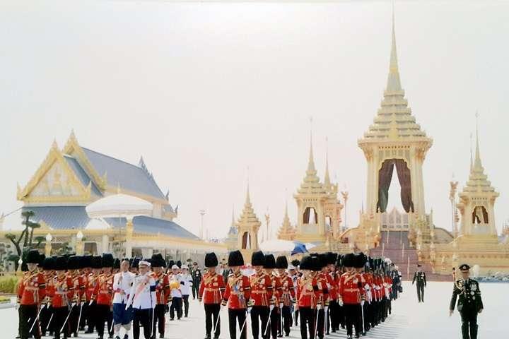 Tajlandia: w niedzielę kończą się uroczystości pogrzebowe króla i roczna żałoba