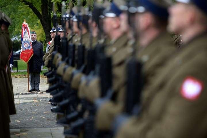 W Warszawie uczczono Święto 1. Polskiej Dywizji Pancernej