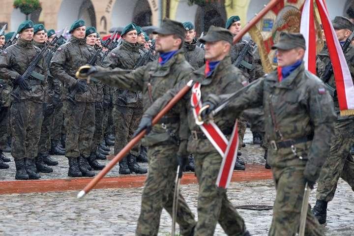 W Krośnie żołnierze Wojsk Obrony Terytorialnej złożyli przysięgę