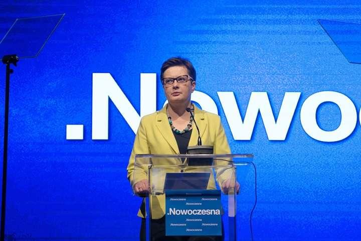 Lubnauer: zdecydowaliśmy, że Nowoczesna będzie współtworzyć Koalicję Europejską