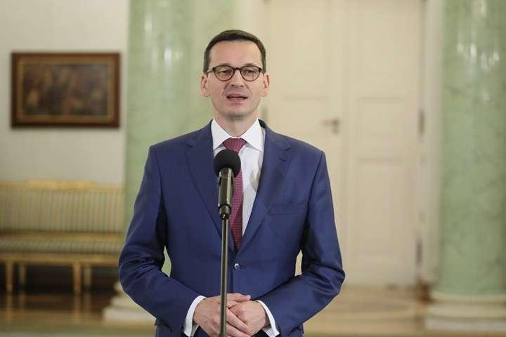 """Mateusz Morawiecki o """"bardzo dobrej"""" rozmowie z premierem Szwecji"""
