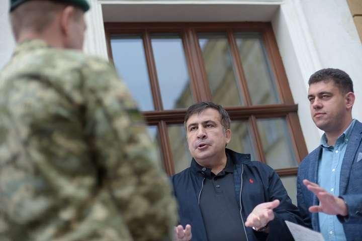 Ukraina: Saakaszwili ponownie zatrzymany
