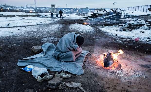 15 syryjskich uchodźców zamarzło na śmierć. Próbowali uciec do Libanu