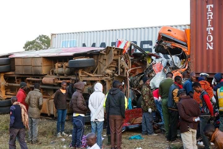 Kenia: co najmniej 36 osób zginęło w wypadku autobusu