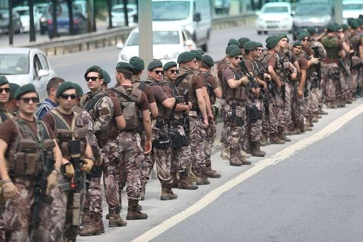 Turcja: przednoworoczna operacja sił bezpieczeństwa – zatrzymano 77 osób