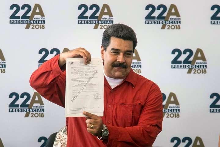 Wenezuela: Maduro oficjalnie kandydatem w wyborach prezydenckich