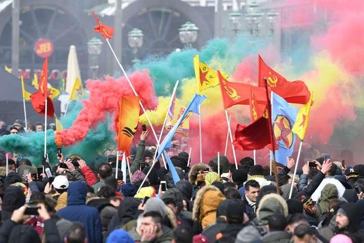 Niemcy: tysiące Kurdów demonstrowały w Hanowerze