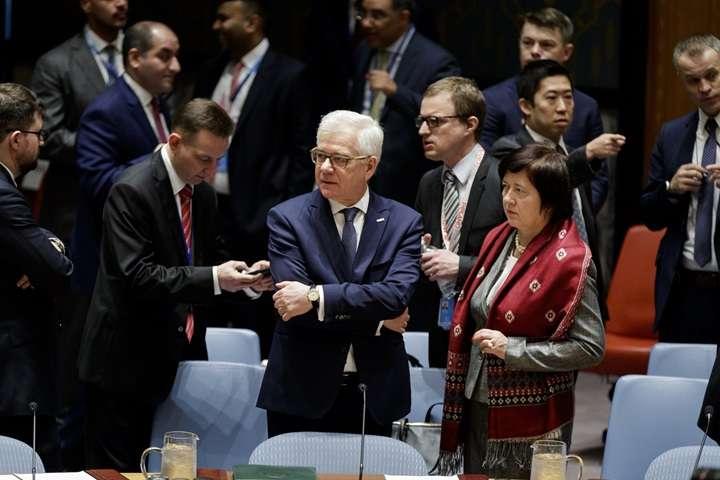 Polska inicjatorem debaty w RB ONZ o wykorzystywaniu dzieci w konfliktach zbrojnych