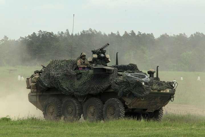 Wojska NATO zostaną na wschodniej flance tak długo, jak to konieczne