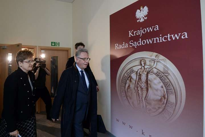 Leszek Mazur został przewodniczącym KRS