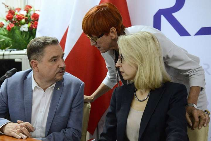 Czerwińska: budżet 2019 realny, ostrożny, odpowiedzialny