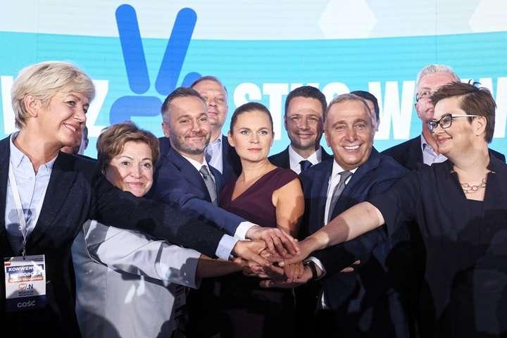 Liderzy Koalicji Obywatelskiej jadą w Polskę promować kandydatów