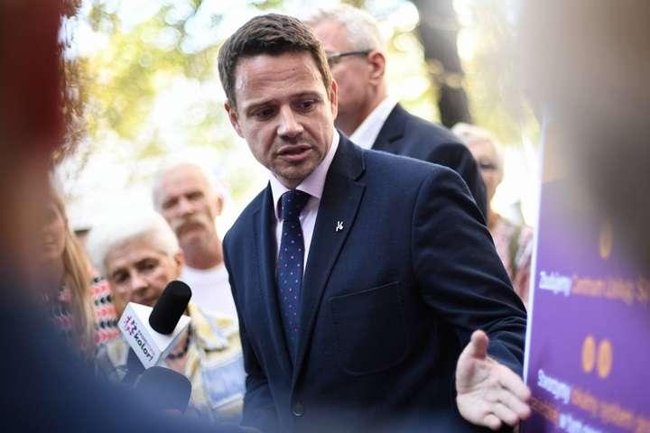 Trzaskowski: jestem gotowy do debaty z Patrykiem Jakim