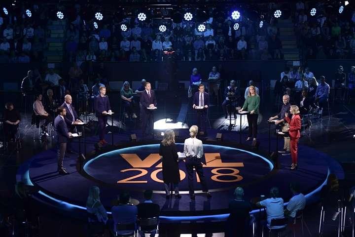 Rozpoczęły się wybory parlamentarne w Szwecji