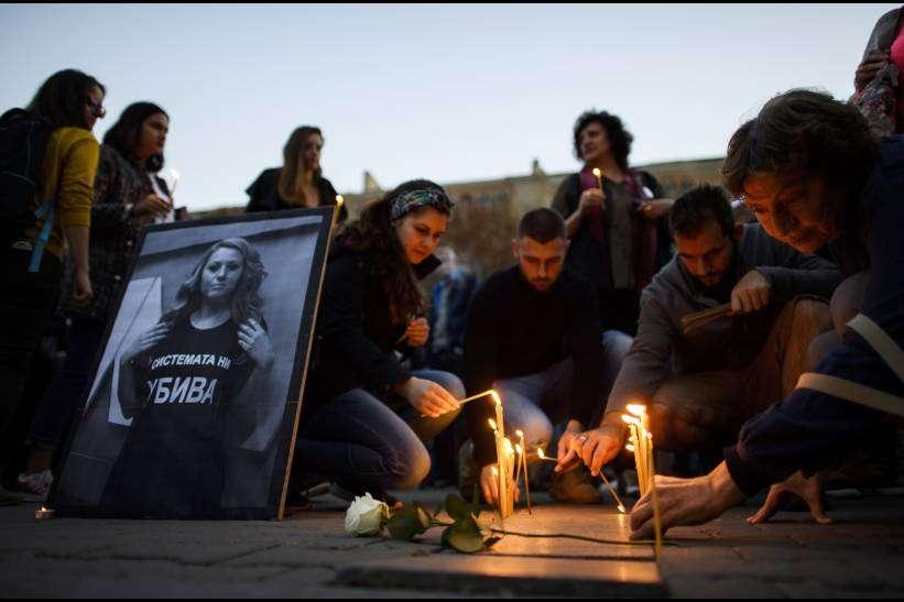 Szef bułgarskiego MSW: domniemany sprawca zabójstwa Marinowej to 21-letni mężczyzna
