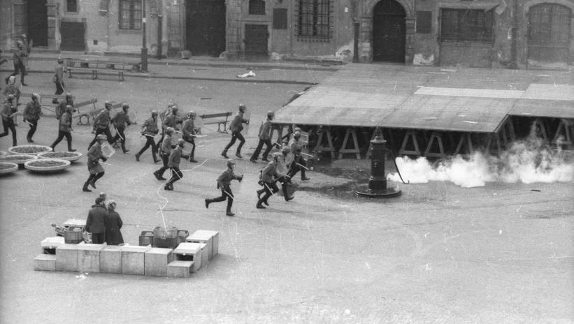 38 lat temu w Polsce wprowadzono stan wojenny