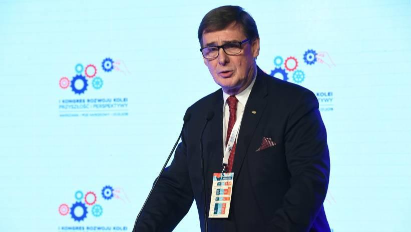 Prezes PKP SA: CPK będzie miał też segment towarowy